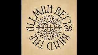The Allman Betts Band - Shinin