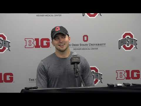 Chris Chugunov: Ohio State backup QB on his role, a chance to play in his home-state of New Jersey