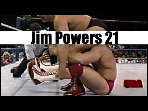 Jim Powers vs. Bully Busick: Jobber Squash Match