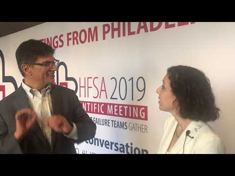 #HFSA2019 TV: Interview with Josh Hare, MD