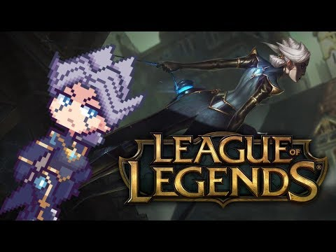 EL MEJOR JUNGLA DE MINECRAFT / LEAGUE OF LEGENDS & MINECRAFT