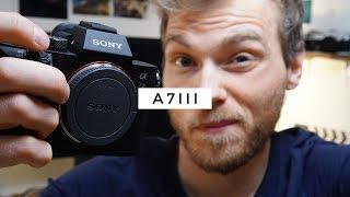 Sony a7III : Le boîtier PRESQUE parfait ?