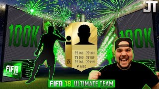 FIFA 18 100K PACK OPENING - FIFA 18 ULTIMATE TEAM
