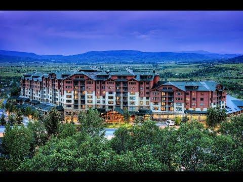 The Steamboat Grand Springs Hotels Colorado