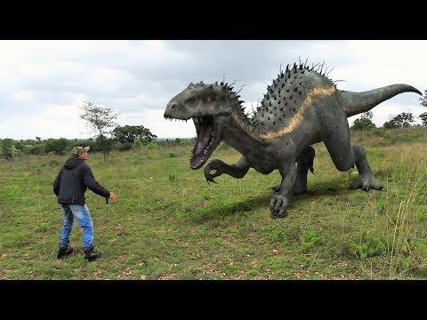 Jurassic World: Fallen Kingdom- Fan Film