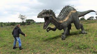 Jurassic World Fan Film 2