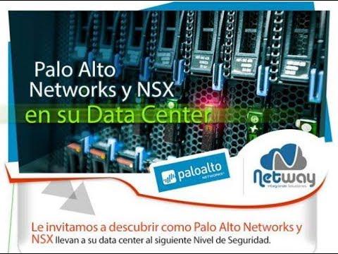 PALO ALTO NETWORKS Y NSX