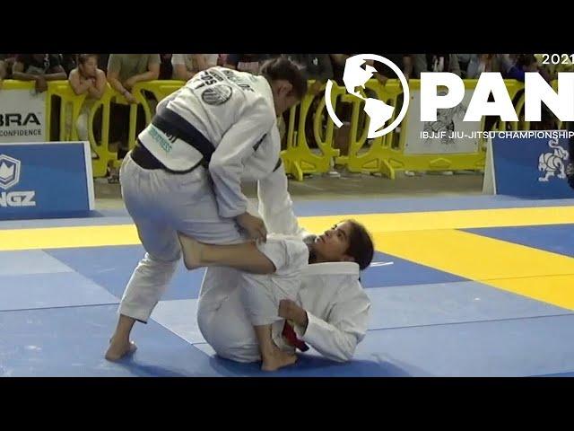 Vannessa Griffin v Bruna Ricalde / Pan Championship 2021