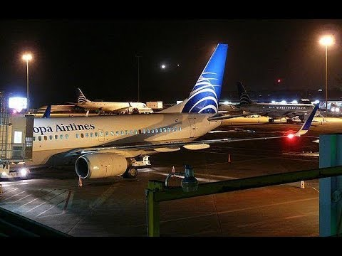 FLIGHT REPORT | Copa Airlines  B737-800 (Economy) | Panama City to New York JFK
