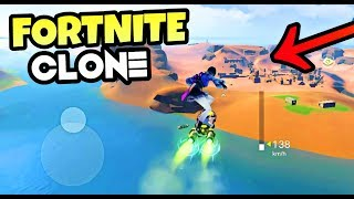 Project Battle: NEW FORTNITE CLONE! (By NetEase Games)