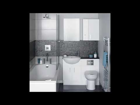 Awesome Narrow Bathroom Design Ideas