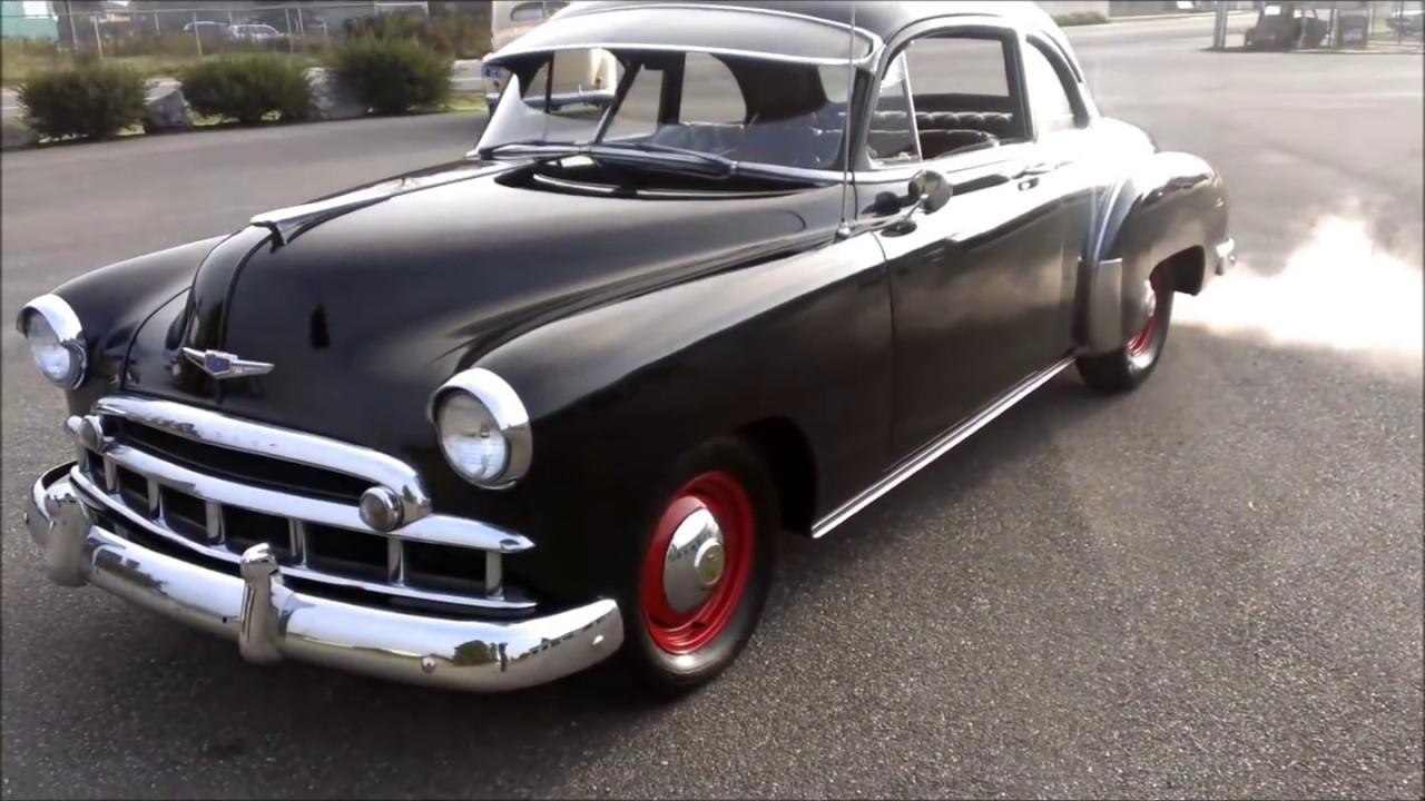 All Chevy chevy 2 door : 1949 Chevrolet 2 Door - YouTube