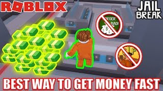Best way to get money fast NO GAMEPASS REQUIRED | Roblox Jailbreak