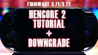 How to Install CFW on PS Vita 3.71/3.72 | Hencore Tutorial | SUPER EASY!!!