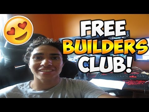 How To Get Free BUILDERS CLUB IN ROBLOX Easily 🔥 FREE BC