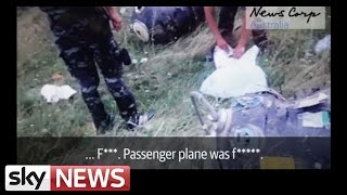 Moment Rebels Realised Shot Down MH17 Was Passenger Plane