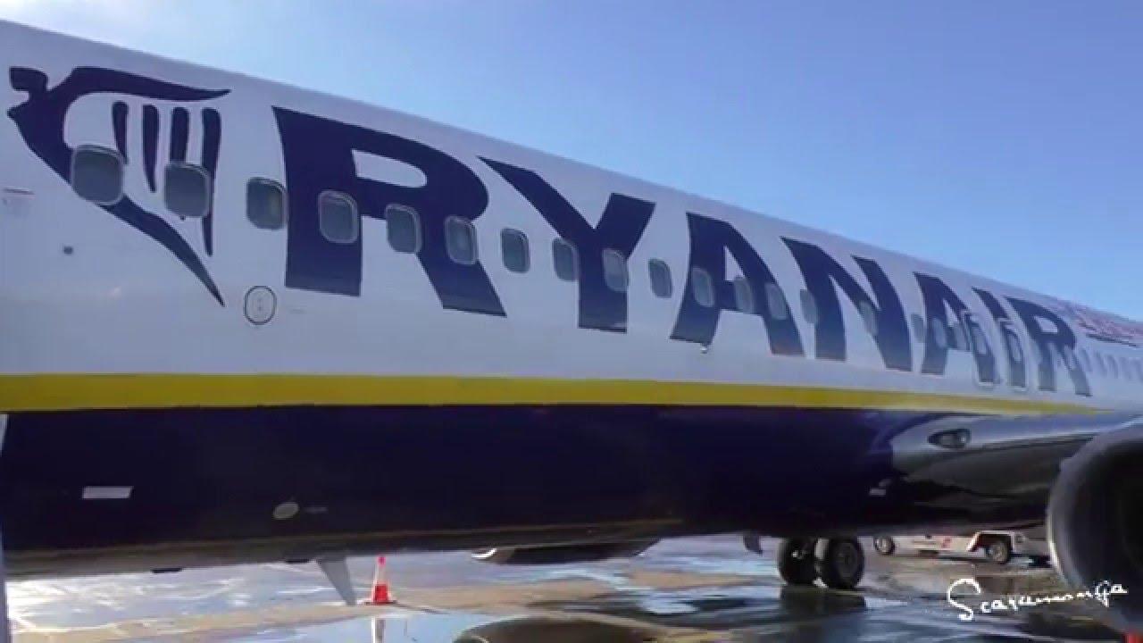 Ryanair 737-800 | Edinburgh (EDI) to Lanzarote (ACE ) | FULL ...