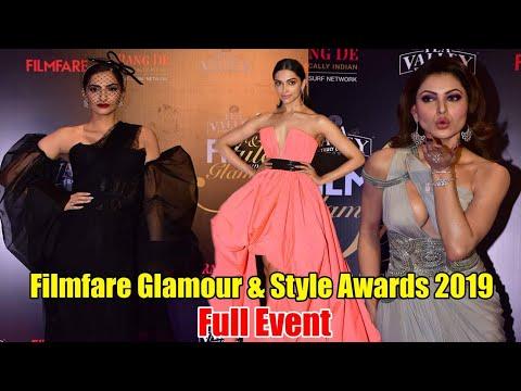 Filmfare Glamour & Style Awards 2019 | Full Event | Deepika, Sonam, Kajol, Rekha And Many