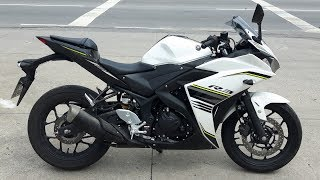 Rodolfinho da Z- Testando Yamaha YZF R3 2018.