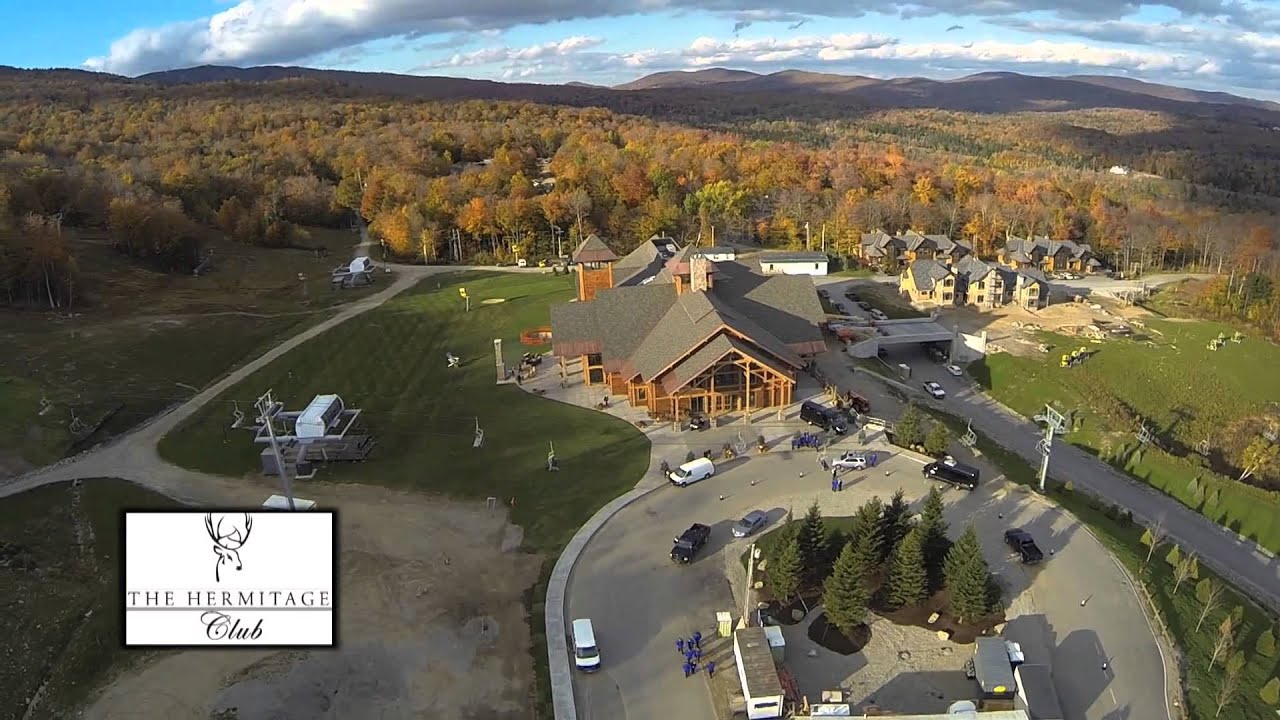 The Hermitage Club at Haystack Mountain - Club House Grand Opening