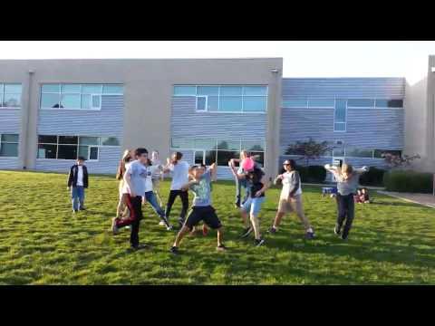 Free Orchards Elementary School HSD Cornelius Oregon - Harlem Shake - April 24'13