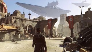 EA STAR WARS Trailer (E3 2016)(New official EA's Star Wars game ! Subscribe HERE and NOW ▻ https://goo.gl/cCKbtA The BEST GAMES are here ▻ https://goo.gl/1sXosC EA STAR WARS ..., 2016-06-12T21:34:19.000Z)
