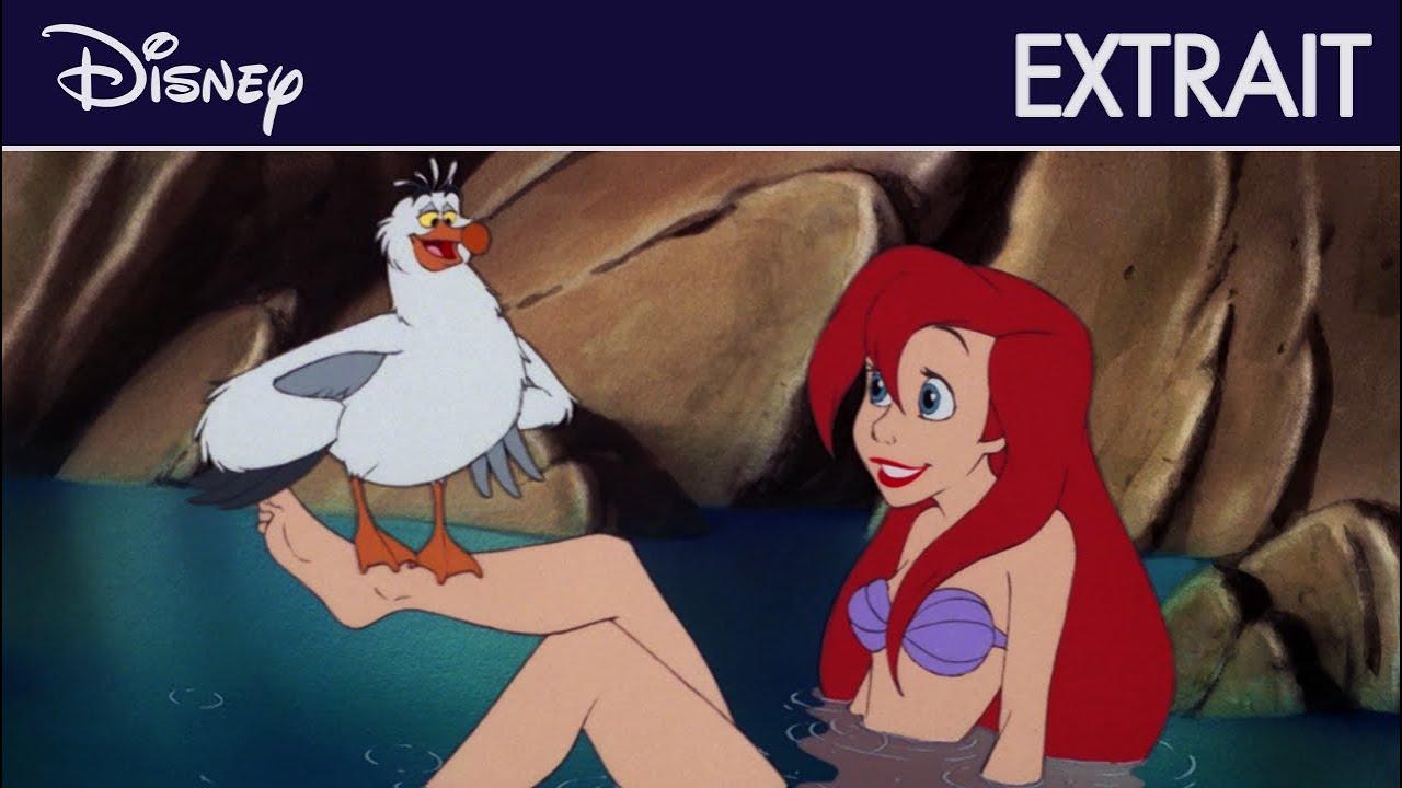 La Petite Sirène - Extrait : De nouvelles jambes | Disney