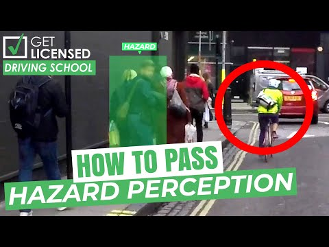 How To Pass Your Driving Hazard Perception Test