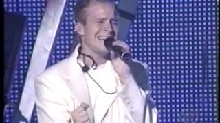 Backstreet Boys - CBS Black & Blue Special - 2001