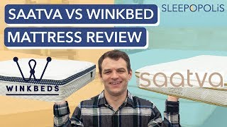 Saatva Vs Winkbed Mattress Review And Comparison - Which Hybrid Is Better? Reviews