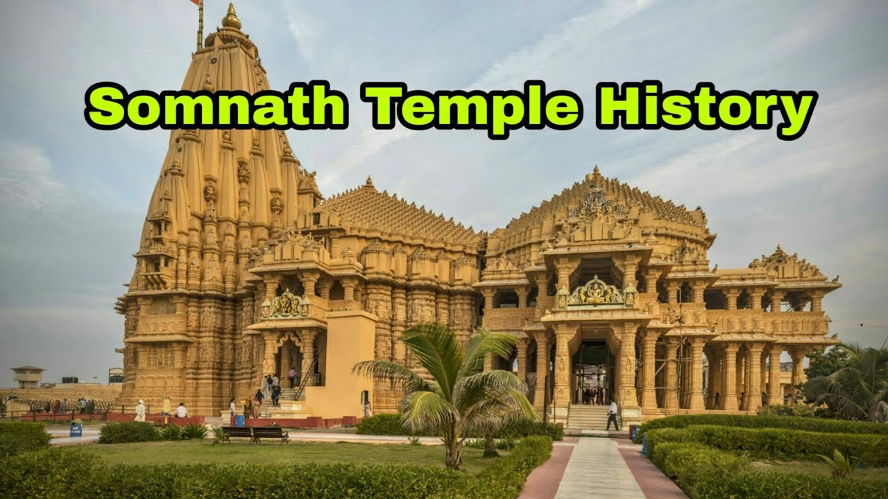 Somnath temple history in hindi - YouTube