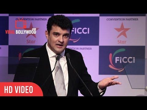Siddharth Roy Kapur BEST SPEECH on INDIAN CINEMA | FICCI FRAMES 2018
