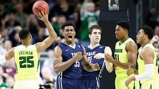 First Round: Yale upsets Baylor