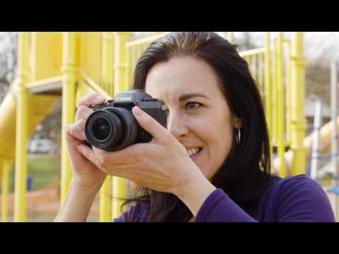 Introducing the Canon EOS M-Series