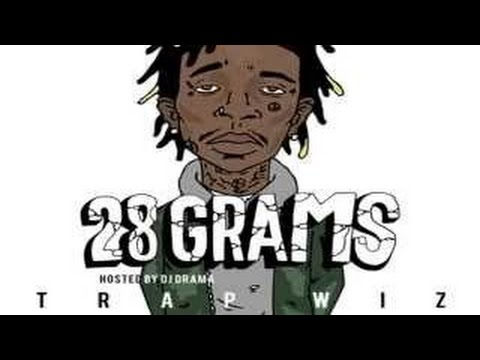 Wiz Khalifa - 28 Grams (Full Mixtape)