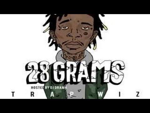 Wiz Khalifa - 28 Grams (Full Mixtape)