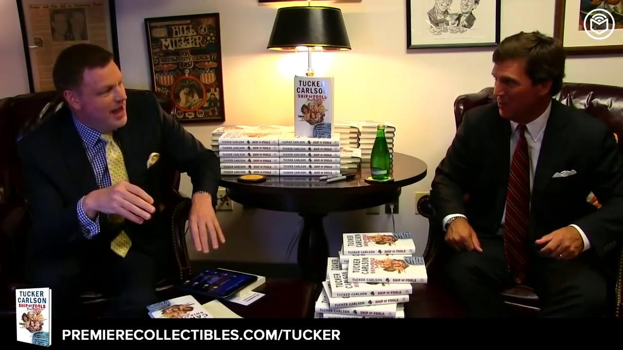 tucker carlson book review