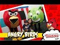 Show Angry Birds - Shows Infantiles - Travesuras Kids