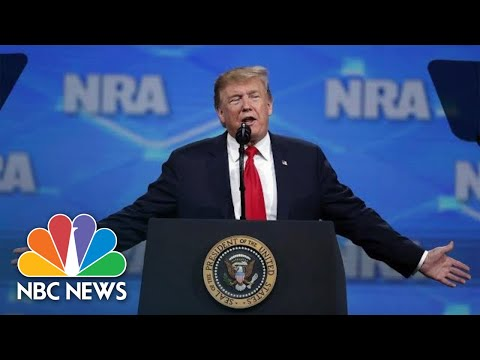 President Donald Trump On Mueller Investigation: 'They Tried For A Coup' | NBC News