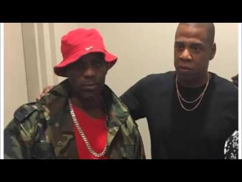 Jay-Z Donates $1Million Dollars To Get DMX Special Rehab…Signs Him To Roc Nation