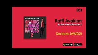 Raffi Avakian / Arabic World Dances 2 - Derbake (AWD2)