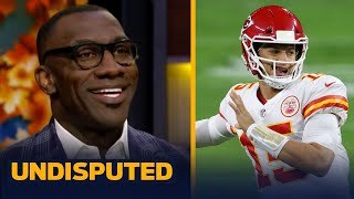 Mahomes will be great, but I won't be surprised if Bucs defeat Chiefs — Shannon | NFL | UNDISPUTED