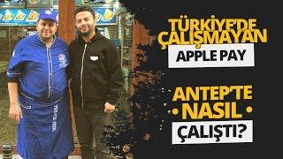 Türkiye'de çalışmayan Apple Pay, Antep'te nasıl çalıştı?
