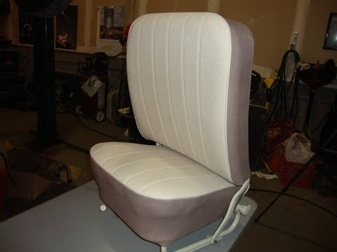 Classic Vw Bugs How To Restore And Reupholster Beetle Type
