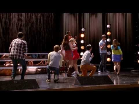 For the Longest Time  Glee Full performance