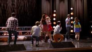 Repeat youtube video For the Longest Time - Glee (Full performance)