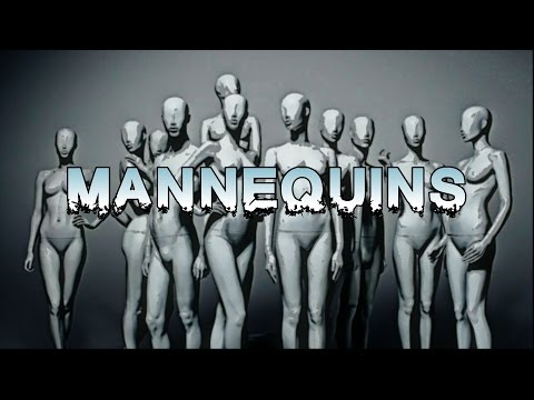 True Scary Stories: MANNEQUINS