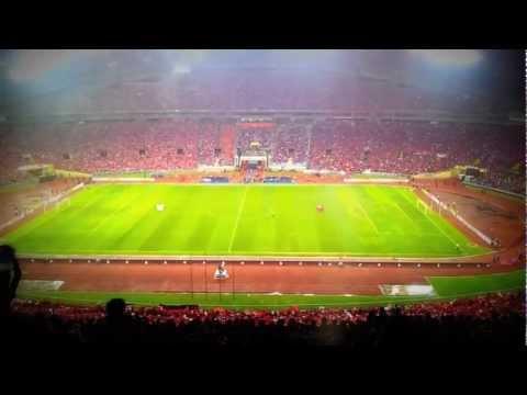 Final Piala Malaysia 2012 - Sorakan Gomo Kelate Gomo