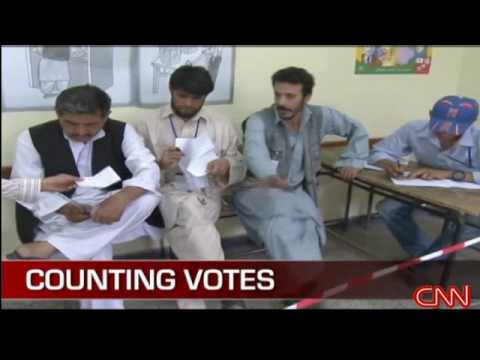 Afghanistan election results