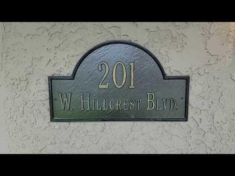 201 W. Hillcrest Blvd., Monrovia, CA